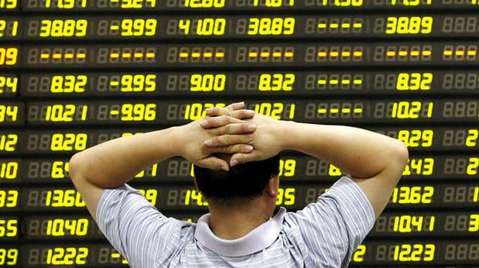 How Leverage Turns Market Corrections Into Crashes