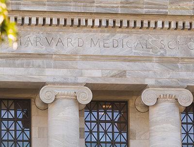 Harvard Medical School Banner