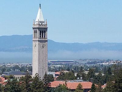 University Of California Berkeley Banner