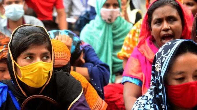 Pandemic in Bangladesh